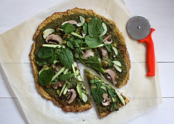pizza-de-platano-macho-con-pesto-y-verduras/