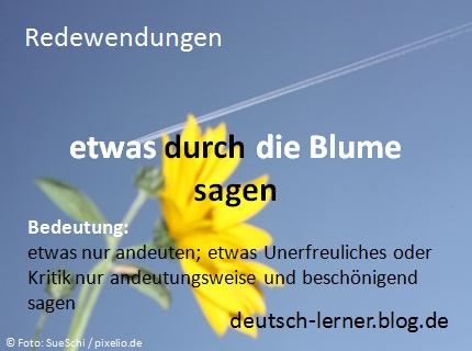 Blog für alle, die Deutsch lernen