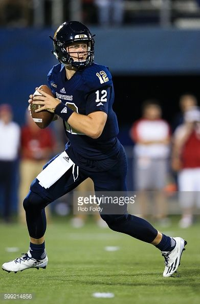 News Photo : Alex McGough of the FIU Panthers in action during...