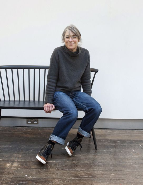 Margaret Howell, forever an inspiration of style that's minimal, playful, and balances just on the edge of masculine.
