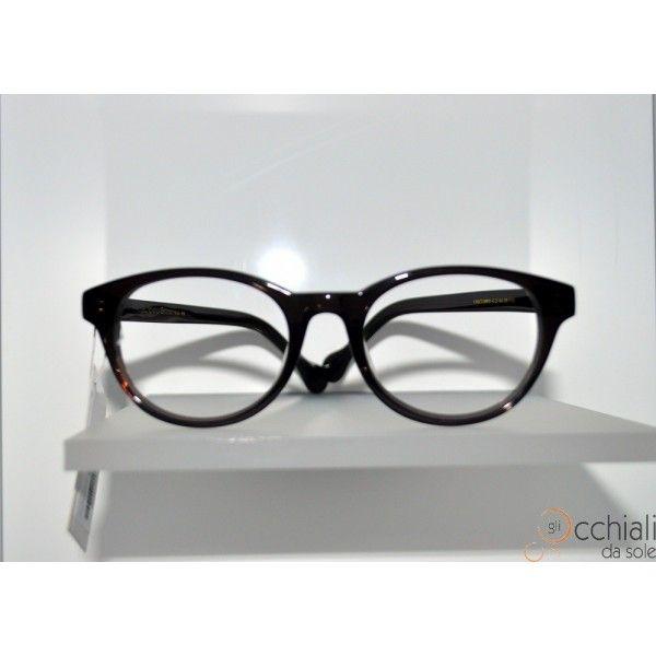 Occhiali da vista Chestnut/v 2 Il modello Moodys Chestnut/v è un occhiale da vista dalla forma ovale, con montatura Nera Modello Unisex