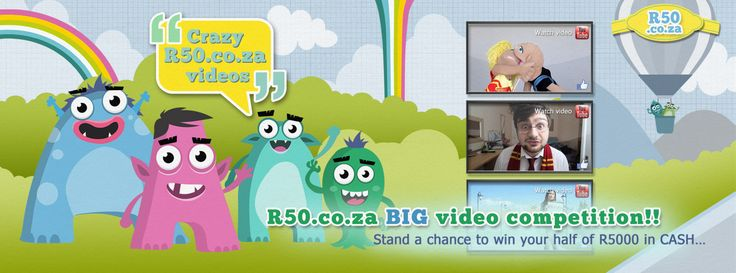 Visit our Facebook page and enter our fun competition.   https://www.facebook.com/pages/R50coza/287897738051502?ref=br_tf