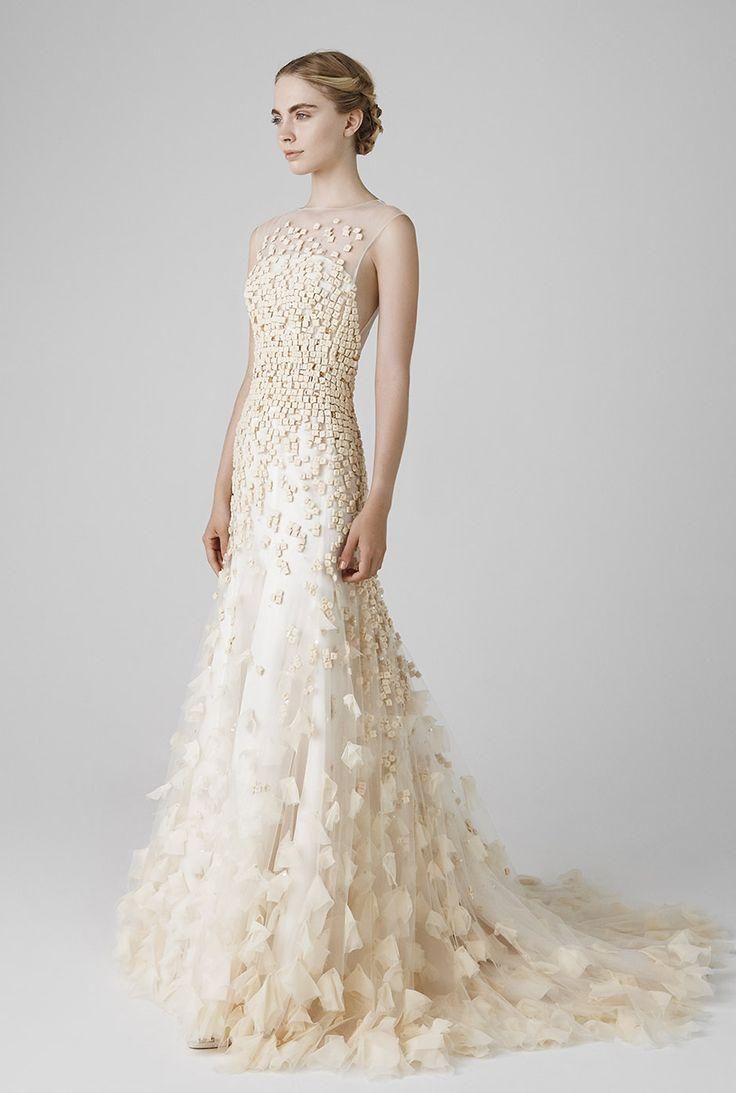 366ee445579 Peter Langner Wedding Dresses 2016   Pretty and Feminine    itakeyou.co.uk
