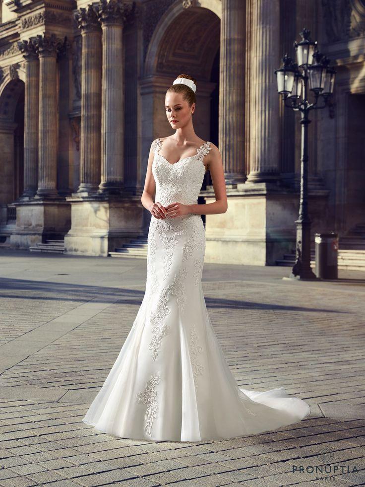 Soladite, collection de robes de mariée - Pronuptia