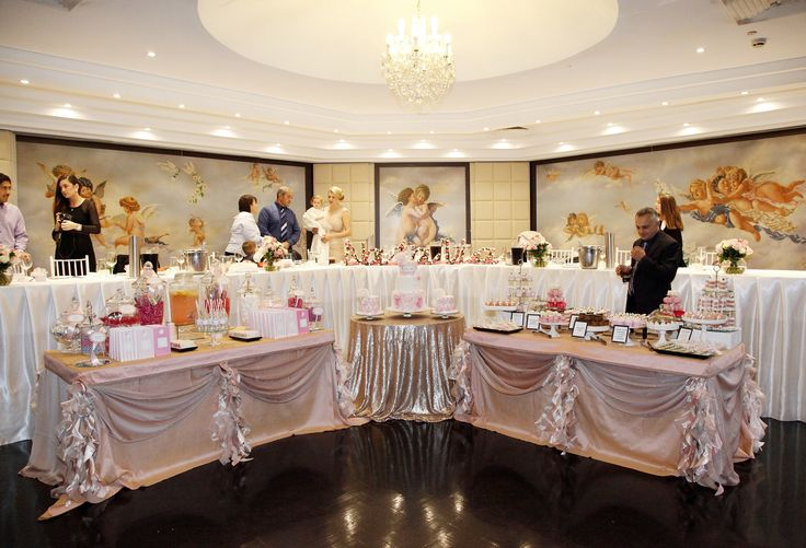 Natalia's Christening styled by Soiree Productions