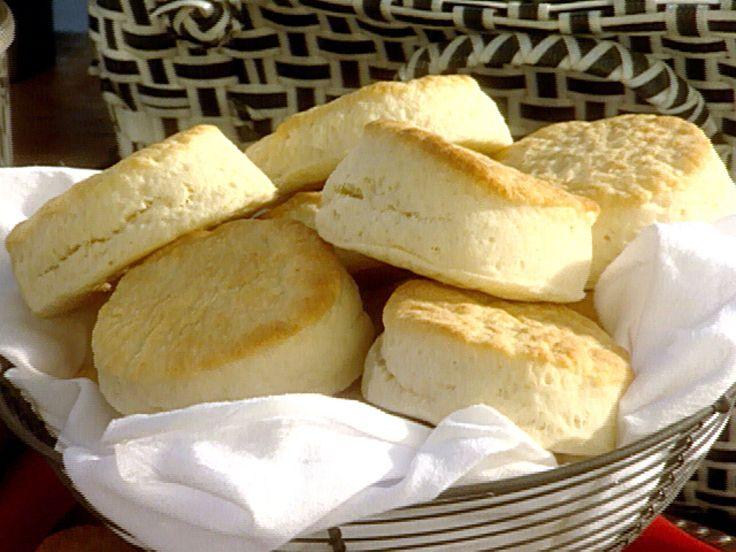 Cream Biscuits recipe from Paula Deen via Food Network