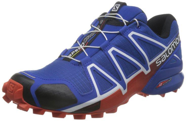 Salomon Speedcross 4 - One of the Best Trail Running shoe for Men