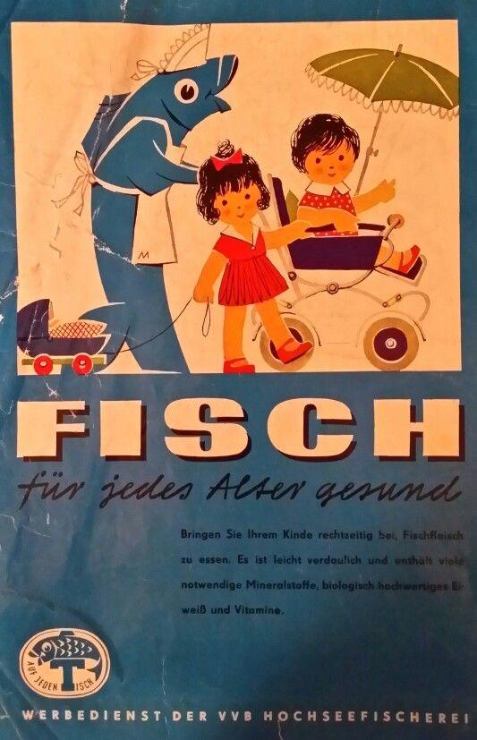 DDR GDR Vintage Ad, Werbung, Reklame, 60er