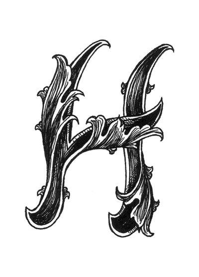17 best images about leather script on pinterest letter Script art