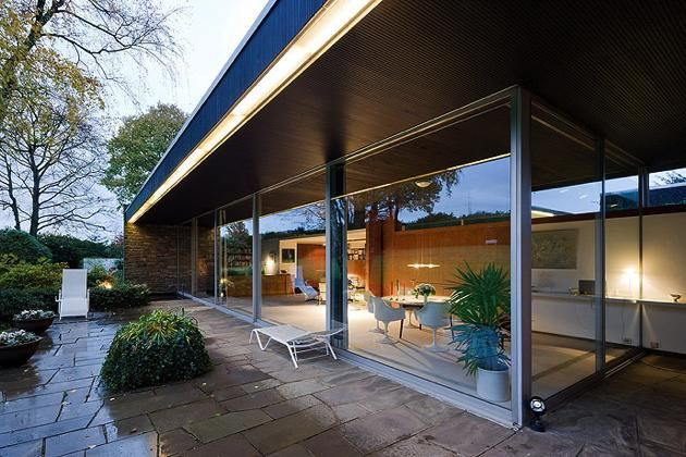 richard neutra pescher house - Wuppertal - exterioir