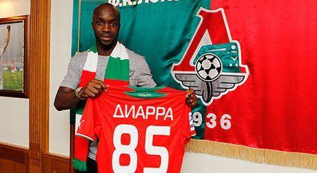 Lassana Diarra - FC Lokomotiv Moscow