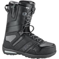 Nitro Herren Snowboardschuhe Vagabond Tls '18, Größe 26 in Black, Größe 26 in Black Nitro Snowboards