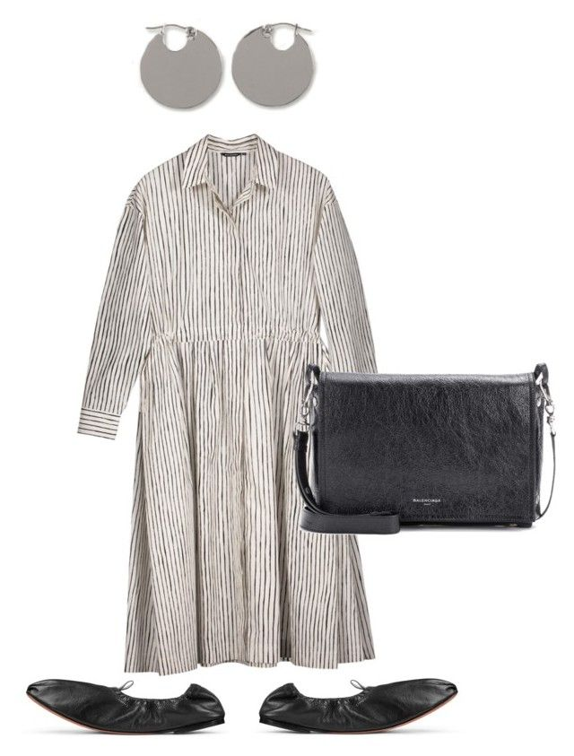 Untitled #25 by kirsti-salonen on Polyvore featuring polyvore, fashion, style, Acne Studios, Balenciaga and clothing