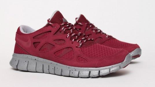 Nike Free Run 2 Bordeaux