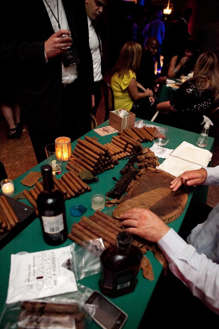 Cigar Roller One Atlantic -Atlantic City, N.J.