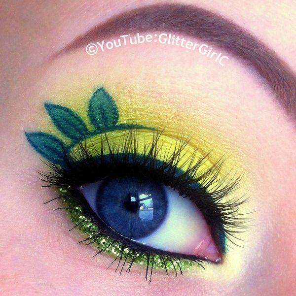 Princess Tiana Makeup: 1000+ Images About Disney Makeup On Pinterest