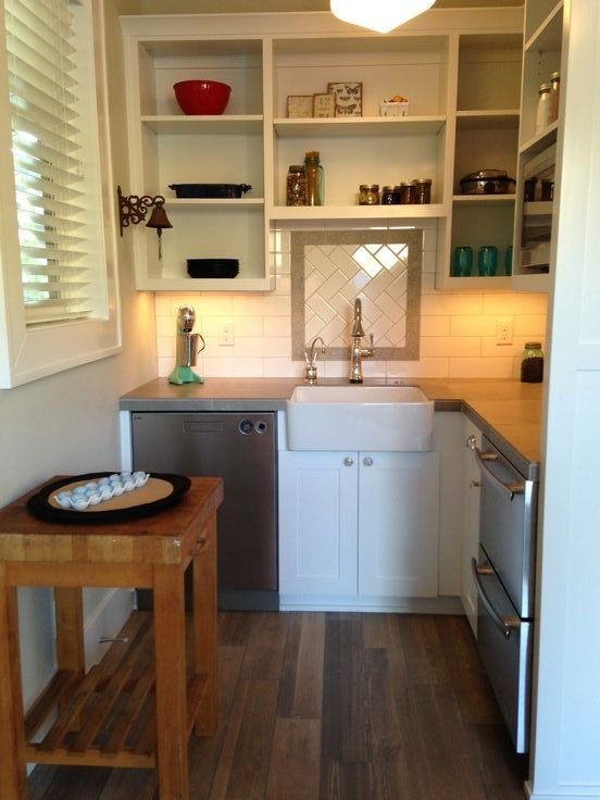 196 best Tiny Kitchens images on Pinterest | Home, Kitchen and Tiny house  kitchens