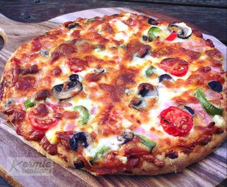 Recipe Never Fail Best Ever Pizza Dough - Kermie Kreations by Kermie Kreations - Recipe of category Basics