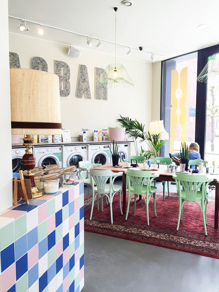 Hotspot: Wasbar Antwerp // www.petitloublog.com