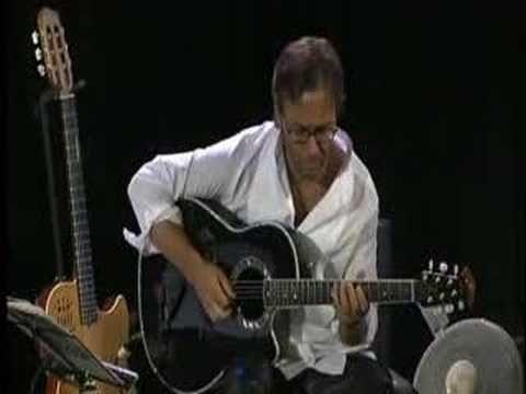 Al Di Meola Libertango (Live 2004) - YouTube