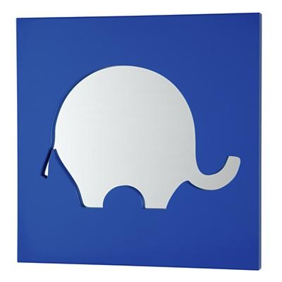 DIY Inspiration:  Find image silhouette on google and then cut out....can be any shape or animal!  I can even do the state of Texas!  Kids Mirrors: Elephant Mirror Cut Out in Mirrors