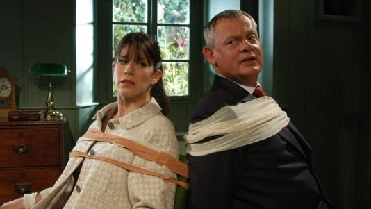 """From the Doc Martin episode """"On the Edge"""""""