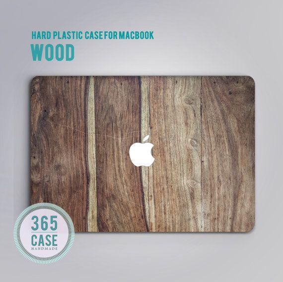 Macbook Wood Hard Case Macbook Pro 15 Case Wood macbook by 365case