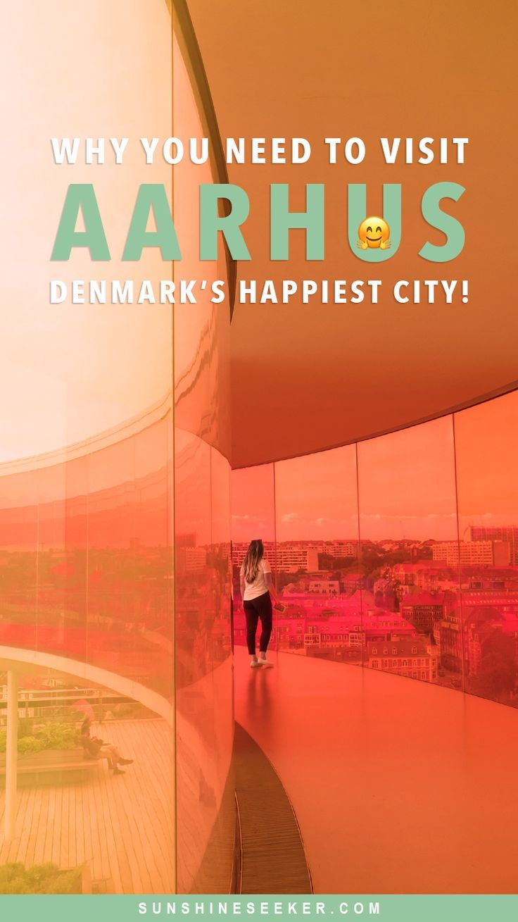 dabad4d0d4a Two days in Aarhus - Denmark's happiest city. What to do in Aarhus - Top  sights and attractions. Your Rainbow Panorama, Den Gamle By, Moesgaard  Museum and ...