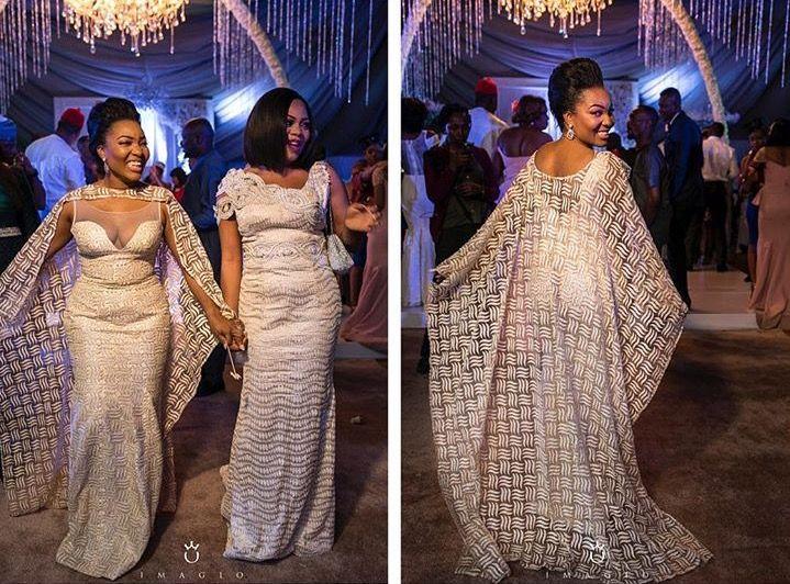 Nigerian Wedding Guest Imagio Photography Www Loveweddingsng Com
