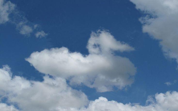 Clouds that look like things - Quack - Quack