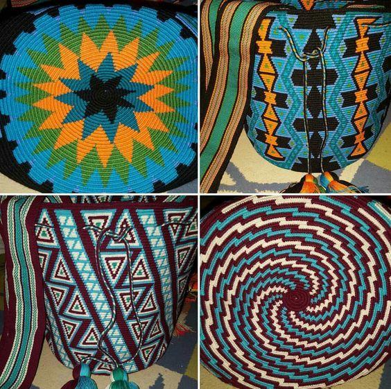 Wayuu Mochila bag tasche
