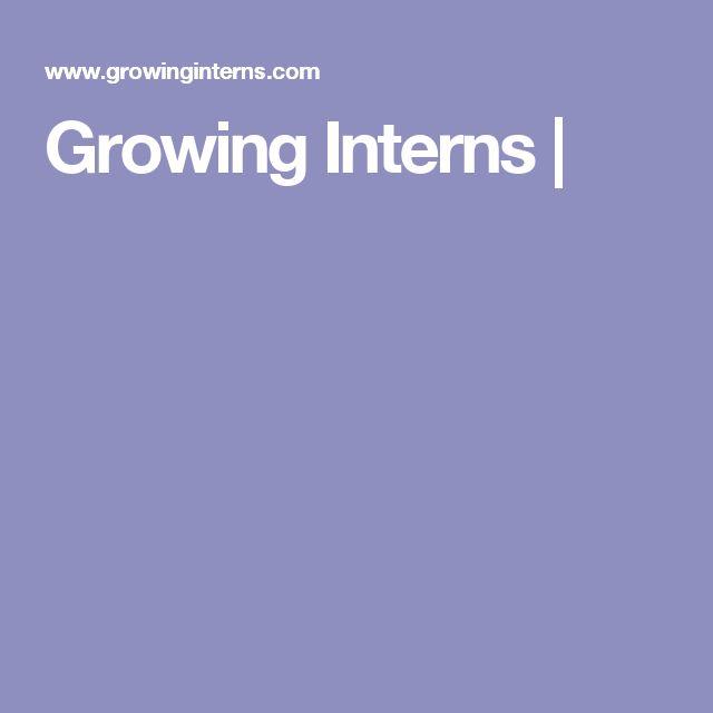 Growing Interns Health Internship Counseling