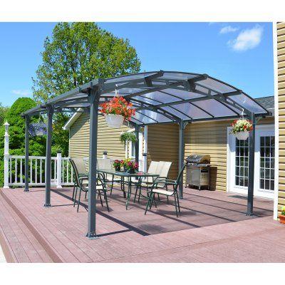 25 best ideas about carport patio on pinterest carport for Stand alone carport designs