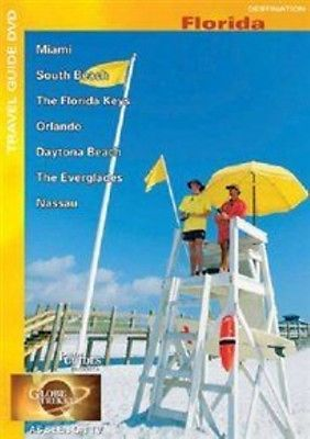 Globe Trekker: Florida and the Bahamas - DVD Region 2