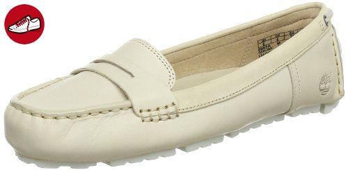 Timberland Neponset FTW EK Low Vamp Slip On 8065R, Damen Mokassins, Beige (Off White), EU 40 (US 9) - Timberland schuhe (*Partner-Link)