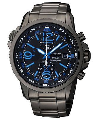In good time. SEIKO BUY NOW!