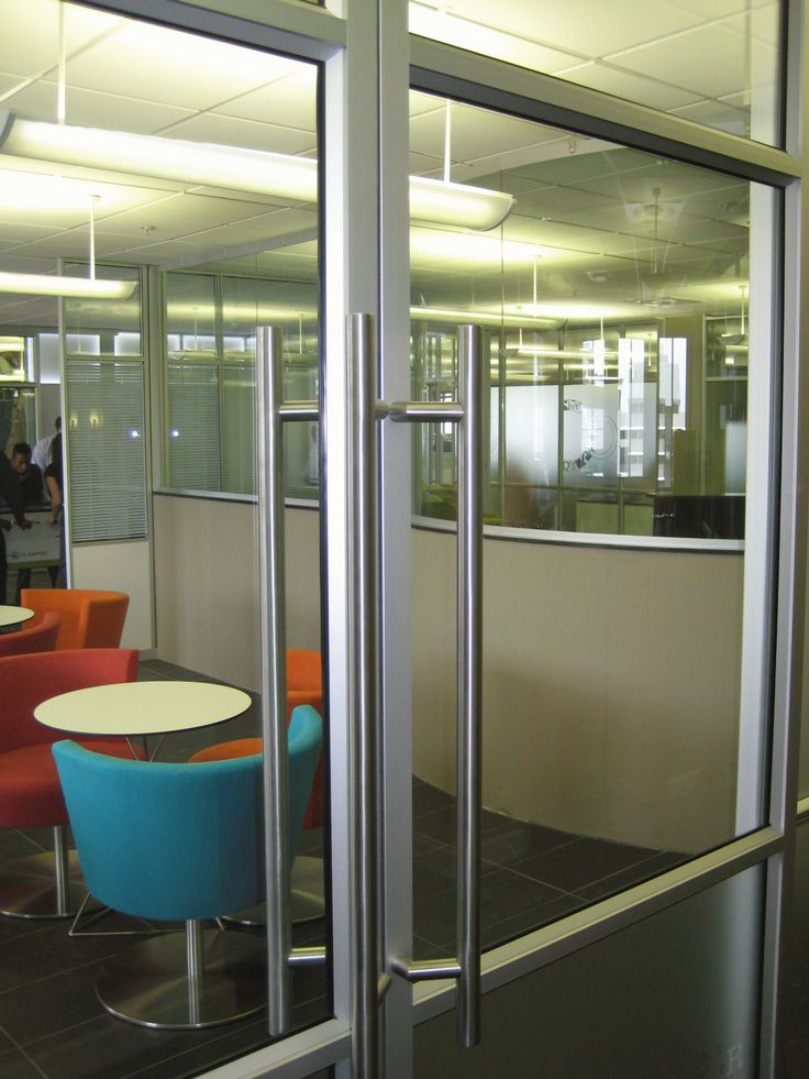 Nedbank - Able's movable walling systems make flexible and modern office space possible.