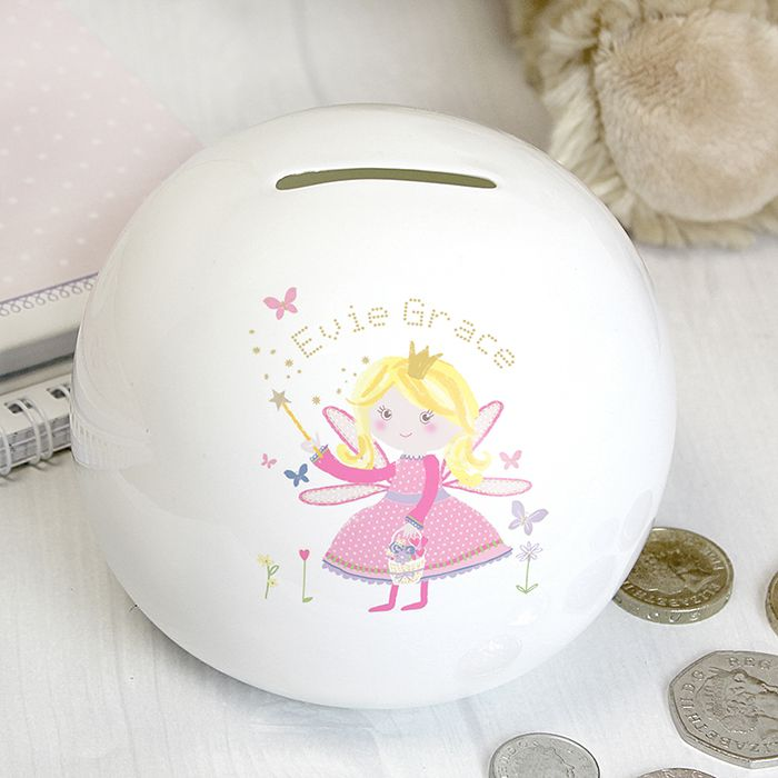 30 best personalised gifts for kids images on pinterest gift personalised garden fairy money box occasions christmas gifts christ negle Gallery