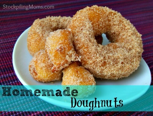 Easy Homemade Donuts | food & drink | Pinterest