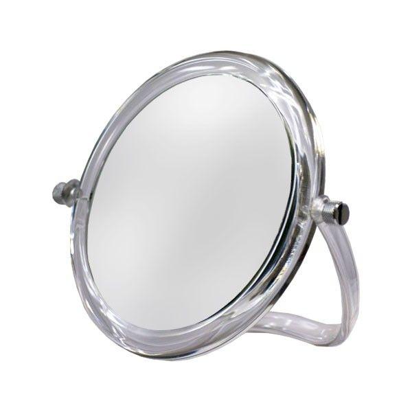Vitry Miroir Balancoire Transparent Grossissant X7 16 Cm Miroir Balancoire Transparent