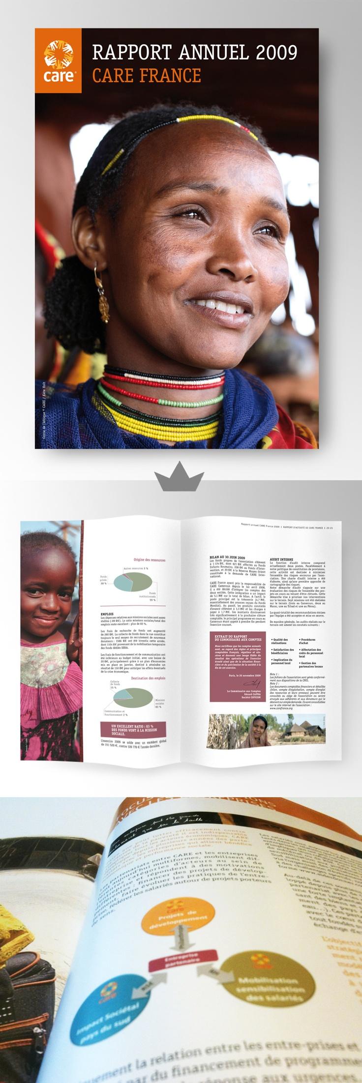 Rapport Annuel Care 2009