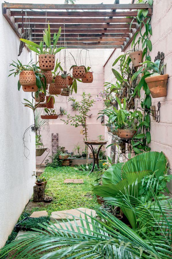 Como Fazer um Jardim Pequeno, Bonito e Barato – Kodle
