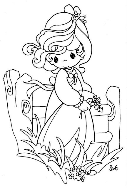 Kids Coloring Page 61 Is A From BookLet Your Children Express Their Imagination When They Color The