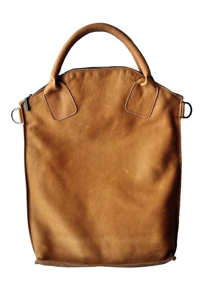 Camel bag.