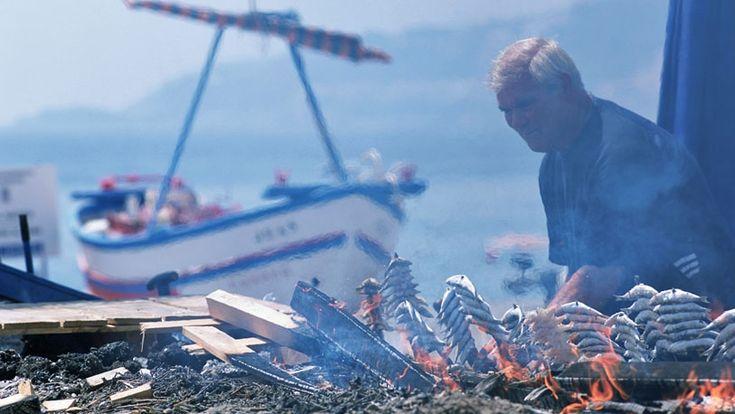 Espetos de Sardinas, una tradición andaluza!!