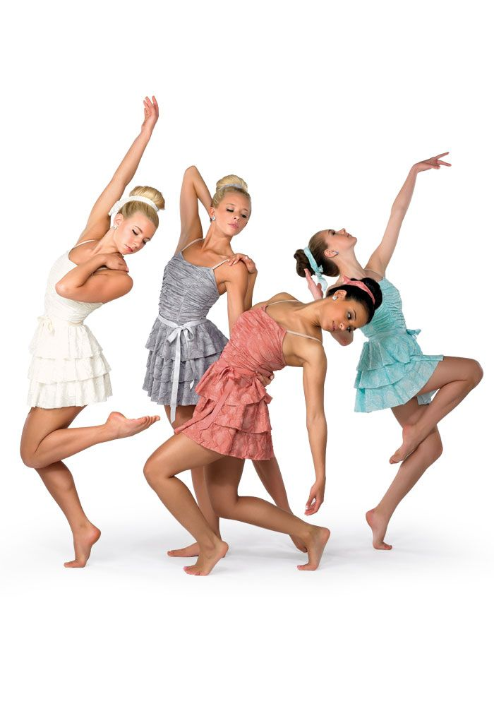lyrical dance costume. 13178 - That Time
