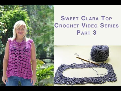 Welcome to Kristin Omdahl's YouTube Channel. Kristin offers a variety of videos including How to Crochet and How to Knit videos, recipes and cooking videos, ...