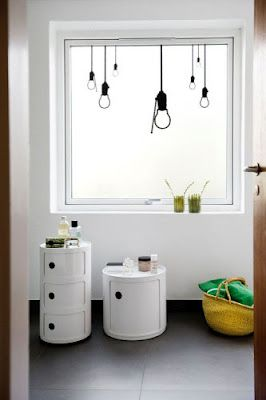 Kartell Componibili Large Round Storage Module - Tall