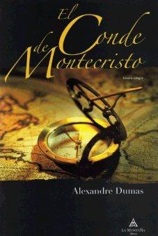 """EL LIBRO DEL DÍA """"El conde de Montecristo"""", de Alejandro Dumas (padre) http://www.quelibroleo.com/libros/el-conde-de-montecristo-2-vols 29-6-2012"""