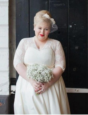 a0ff7cfcd64 Wedding Dresses For Over 50 Plus Size